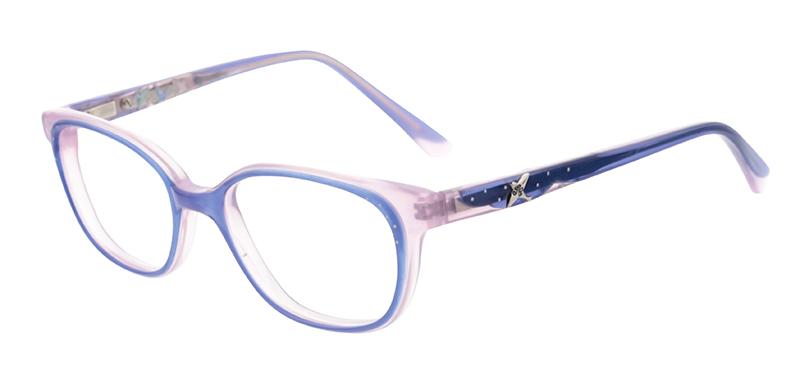 3cf4504fcbb17 Collection de lunettes fille et lunette garçon inspirée de la marque de  prêt à porter enfant