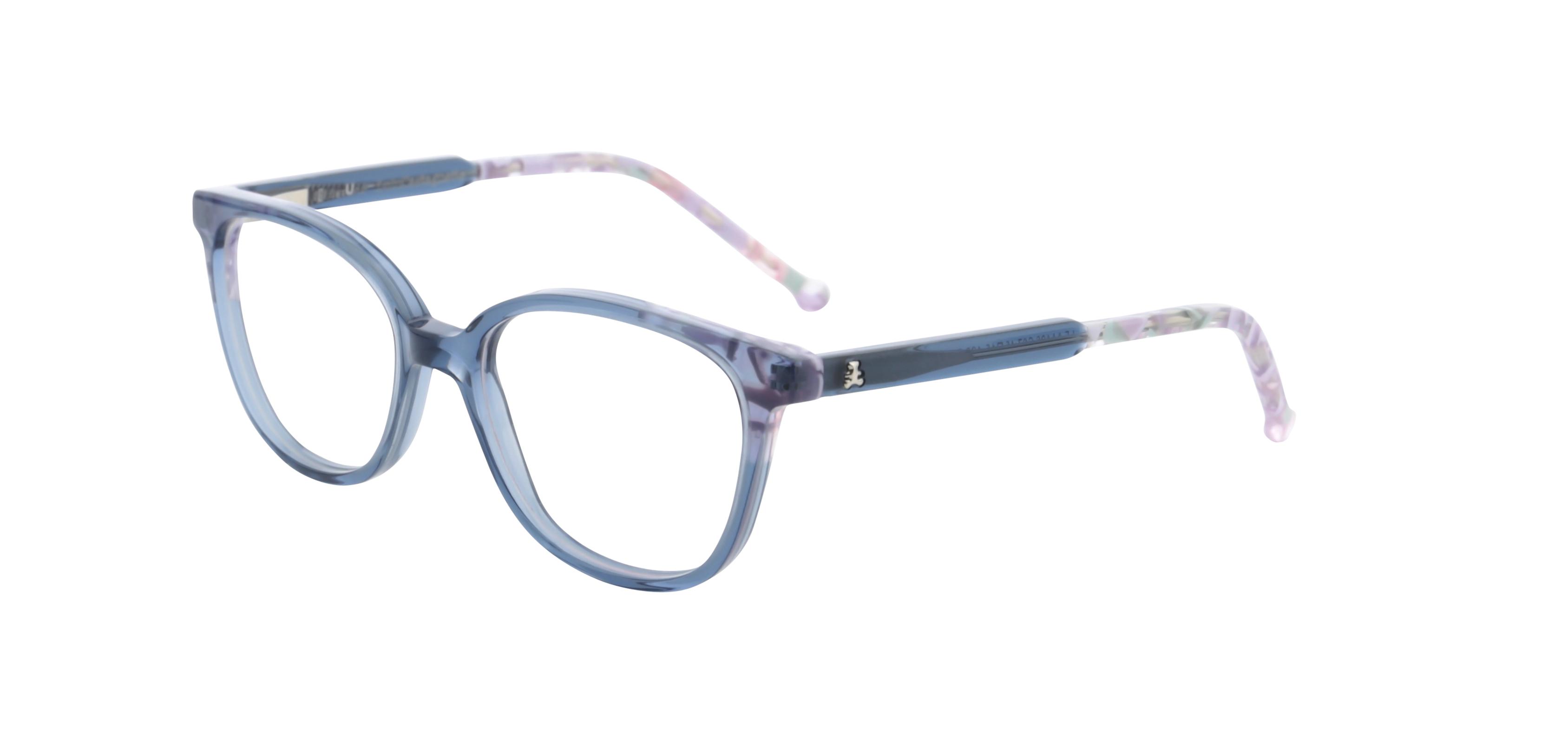 lunettes lulu castagnette fille