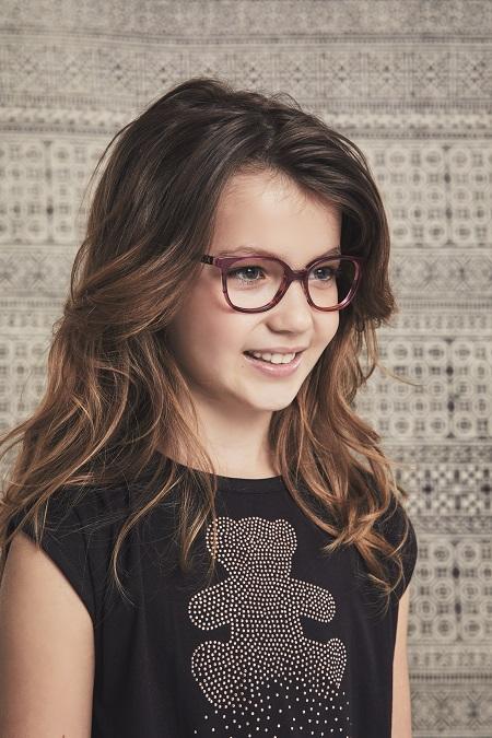 lunettes enfant lulu castagnette fille