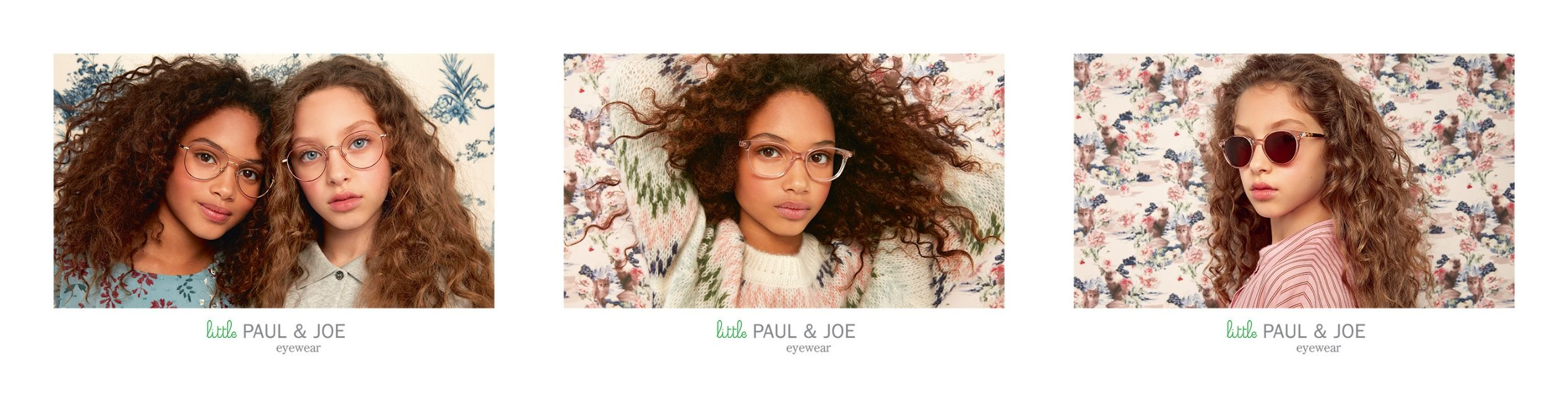 lunettes little paul joe fille